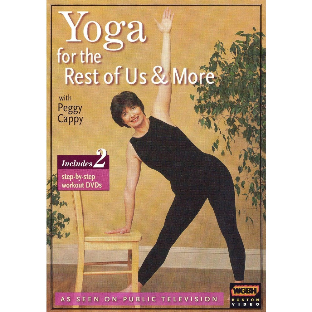 Yoga For Rest Of Us And More (Dvd)