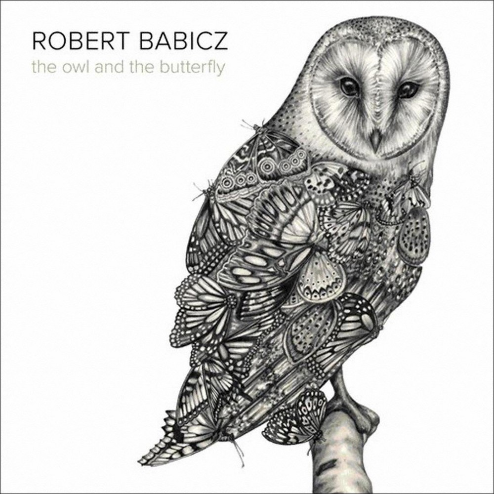 Robert Babicz - Owl And The Butterfly (CD)