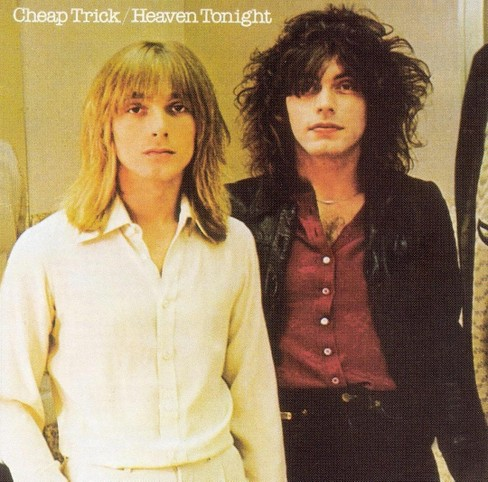 Cheap trick - Heaven tonight (CD) - image 1 of 10