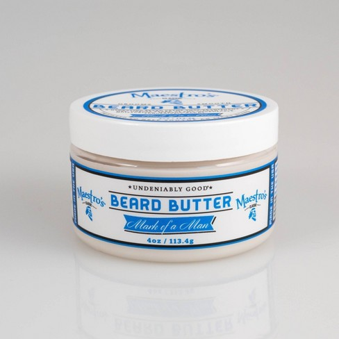 Maestro's Classic Beard Butter Mark of a Man Blend - 4.0oz - image 1 of 3