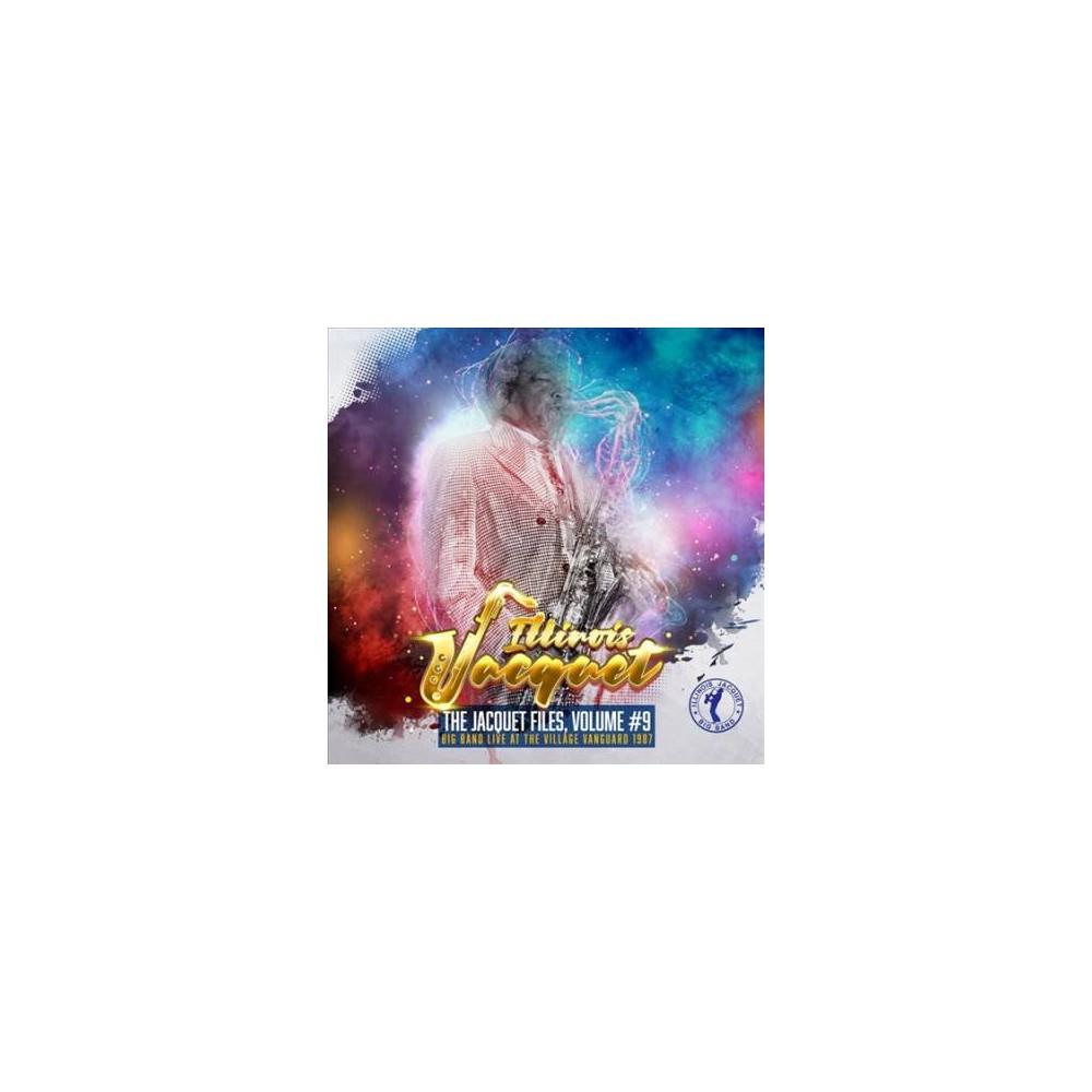 Illinois Jacquet - Jacquet Files Volume 9 (CD)