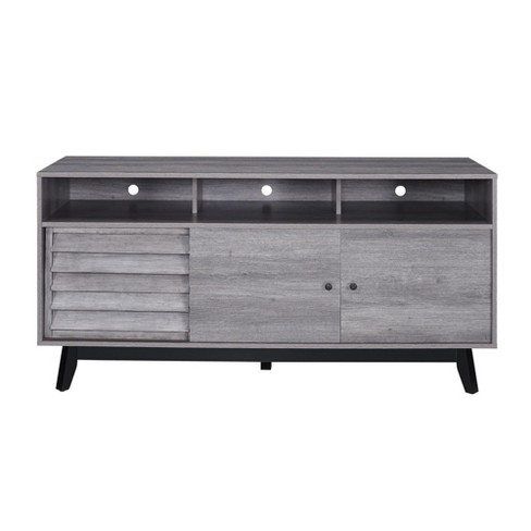 best website 782ec 8a6c7 Granite Hill Retro Tv Stand For Tvs Up To 60