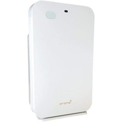 Oransi OV200 Air Purifier, Large to XL Room Air Purifier, Easy To Install, For Home And Commercial Use - White