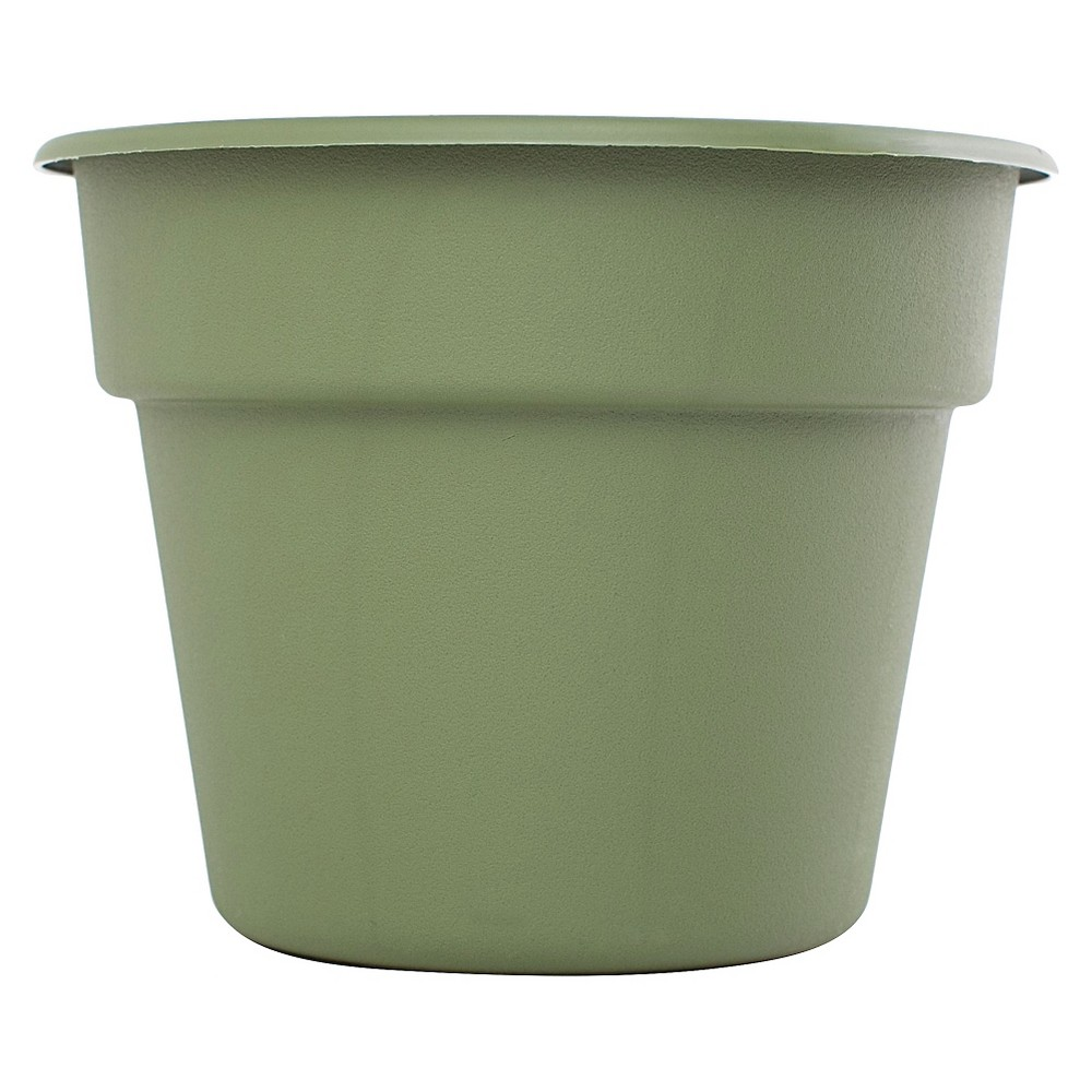 "Image of ""12"""" Dura Cotta Planter - Living Green - Bloem"""