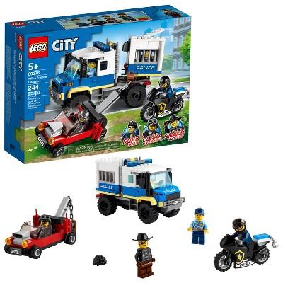 LEGO City Police Prisoner Transport Building Kit 60276