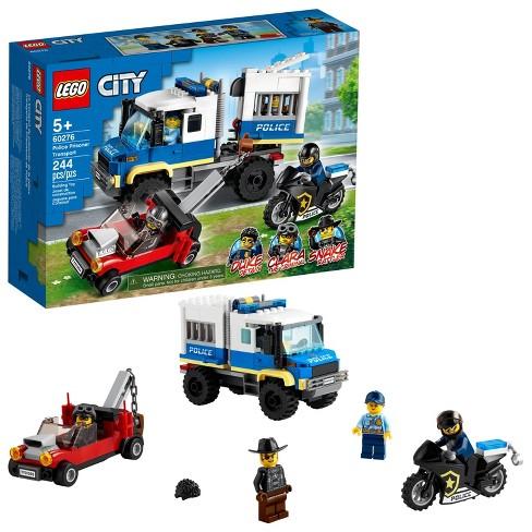 LEGO City Police Prisoner Transport Building Kit 60276 - image 1 of 4