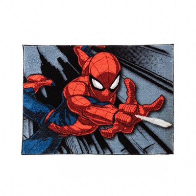 3'x5' Spider-Man Accent Rug