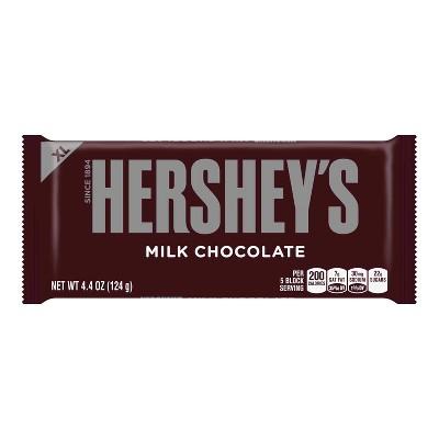 Chocolate Candies: Hershey's Milk Chocolate
