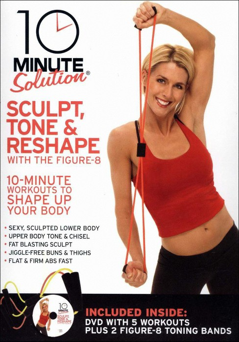 10 Minute Solution:Sculpt Tone And Re (DVD) - image 1 of 1