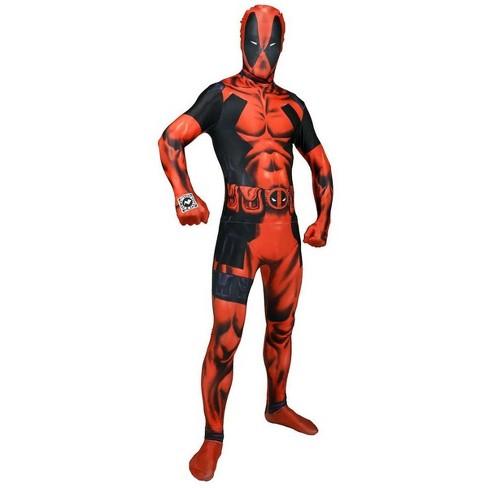 Loftus Deadpool Zappar Adult Costume Morphsuit - image 1 of 1