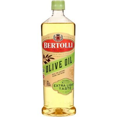 Bertolli Olive Oil Extra Light Taste – 25.36 fl oz