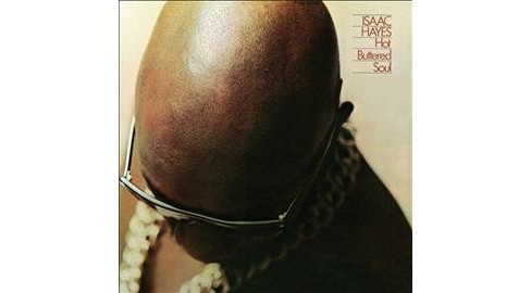 Isaac Hayes - Hot Buttered Soul (Vinyl) - image 1 of 1