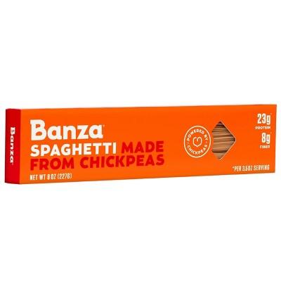 Banza Gluten Free Chickpea Spaghetti - 8oz