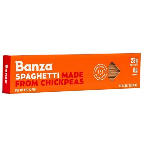 Banza Gluten Free Chickpea Spaghetti - 8oz - image 1 of 4