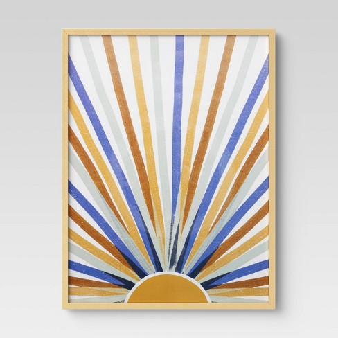 Thin Poster Frame Brass - Room Essentials™ - image 1 of 2