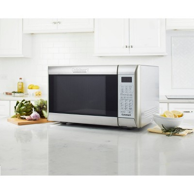 Cuisinart Convection 1.2 cu ft Microwave Oven and Grill 1000 Watts - CMW-200