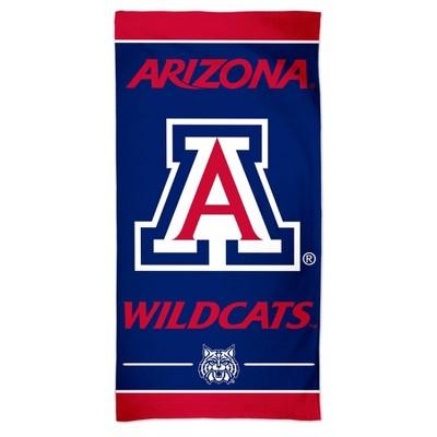 """NCAA Arizona Wildcats 30""""x60"""" Beach Towel"""