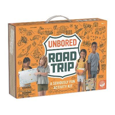 MindWare Unbored Road Trip - Creative Activities