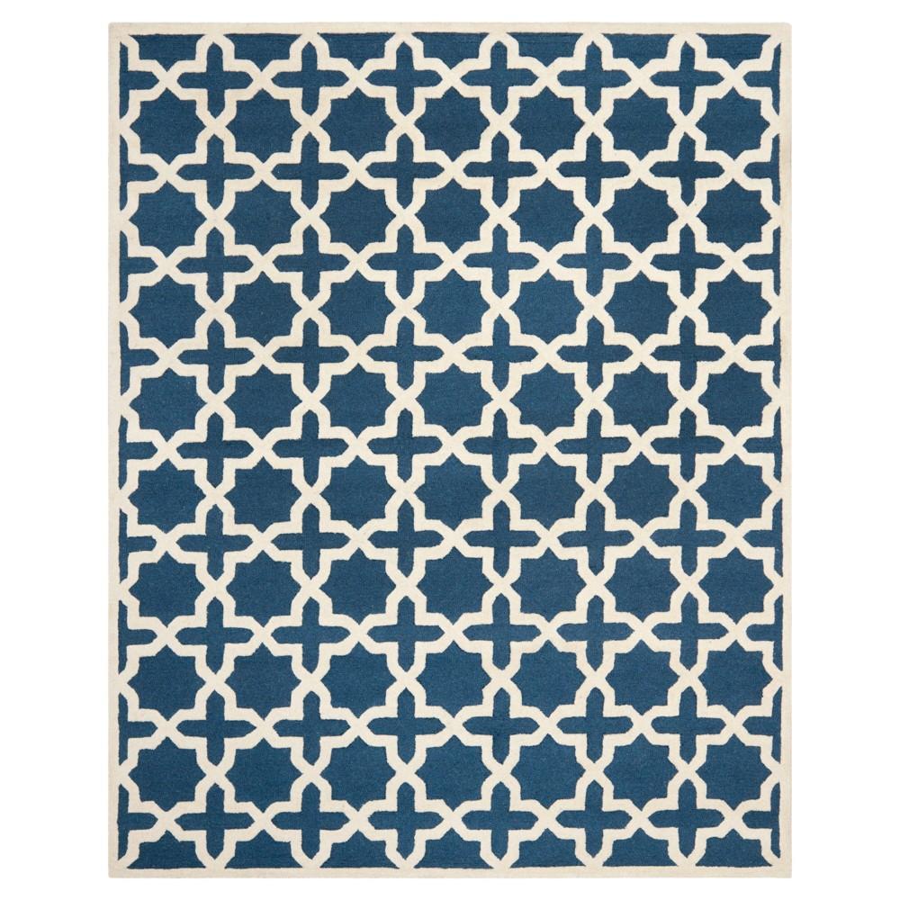 10' x 14' Marnie Rug - Safavieh, Blue/Ivory