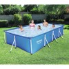 """Bestway Steel Pro 13' x 7' x 32"""" Rectangular Ground Swimming Pool (Pool Only) - image 2 of 4"""