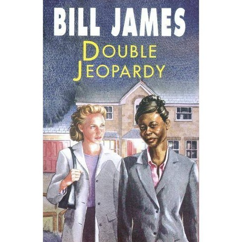 Double Jeopardy - (Severn House Large Print) by  Bill James (Hardcover) - image 1 of 1