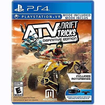 ATV Drift & Tricks Definitive Edition PS4