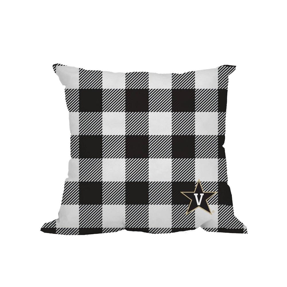 Ncaa Vanderbilt Commodores 16 34 Outdoor Pillow