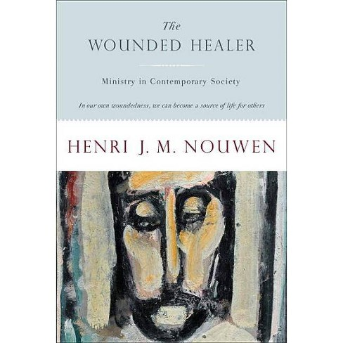 Wounded Healer - (Doubleday Image Book. an Image Book) by  Henri J M Nouwen (Paperback) - image 1 of 1