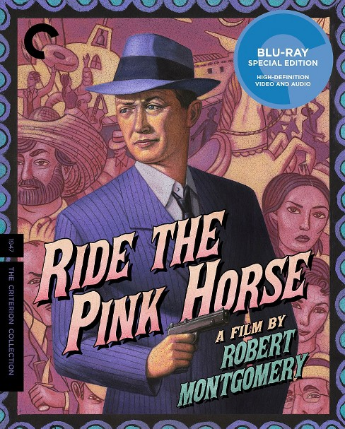 Ride the pink horse (Blu-ray) - image 1 of 1