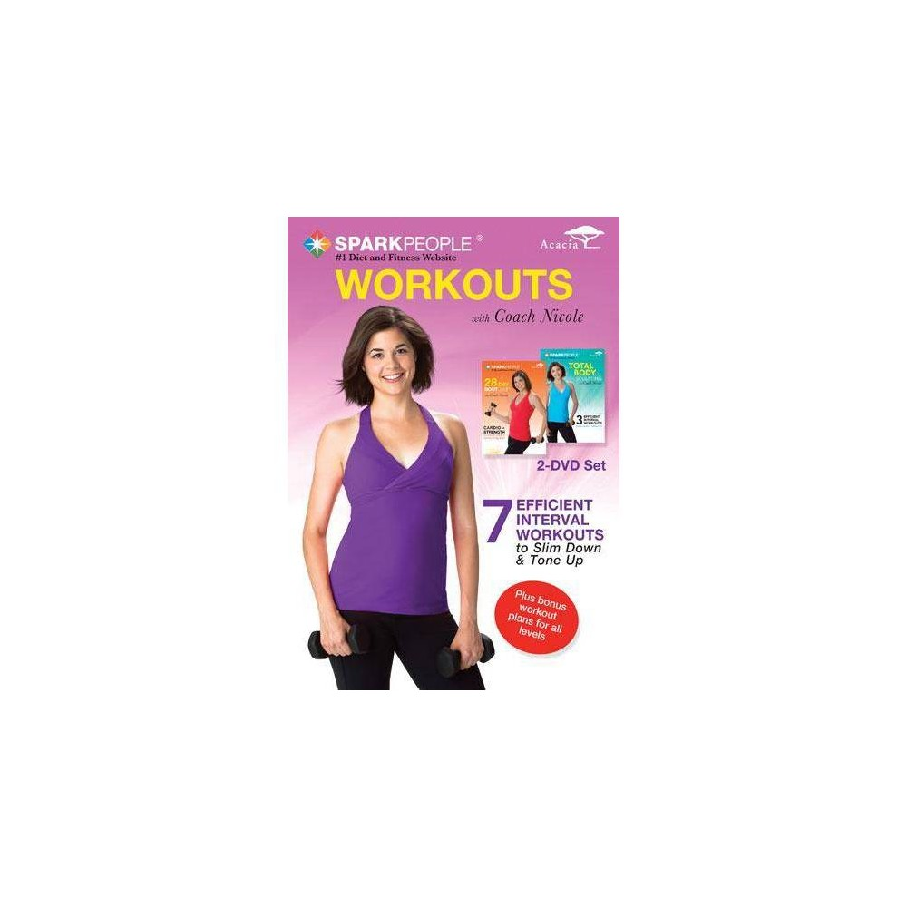 Sparkpeople Workouts Dvd