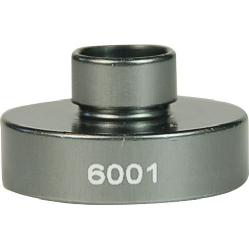 Wheels Manufacturing Open Bore Adaptor Bearing Drift for 6001 Bearings