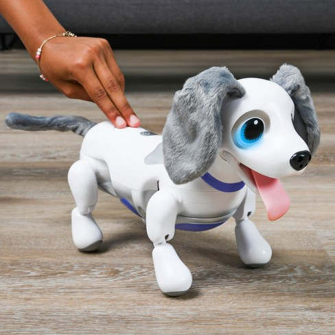 Zoomer Playful Pup Responsive Robotic Dog With Voice Recognition
