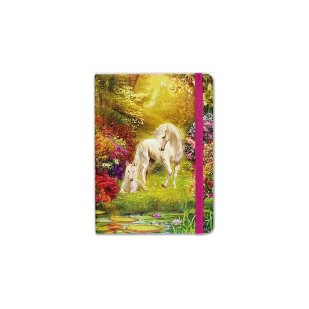 Unicorn Journal : Diary, Notebook - (Hardcover)