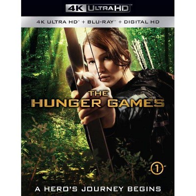 Hunger Games (4K/UHD + Digital)