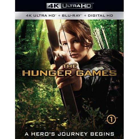 Hunger Games (4K/UHD + Digital) - image 1 of 1