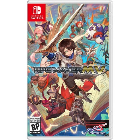 RPG Maker MV - Nintendo Switch - image 1 of 1