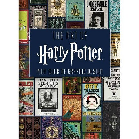 The Art of Harry Potter (Mini Book) - by  Insight Editions (Hardcover) - image 1 of 1