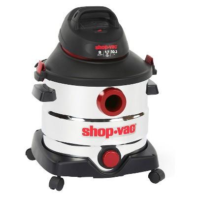 ShopVac 8 Gallon SS Wet/Dry Vacuum