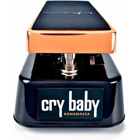 Dunlop Joe Bonamassa Signature Cry Baby Wah Guitar Effects Pedal - image 1 of 2
