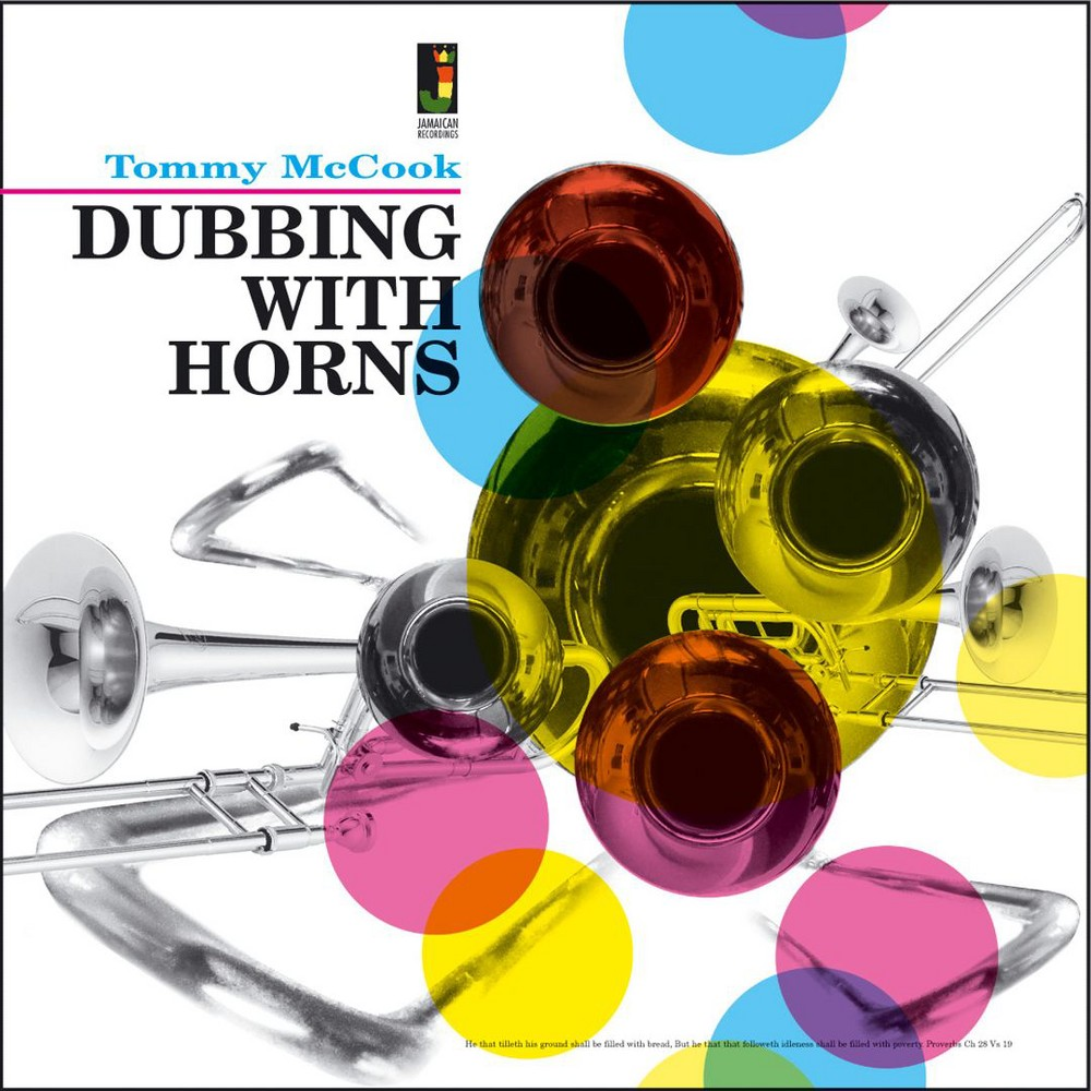 Tommy Mccook - Dubbing With Horns (CD)
