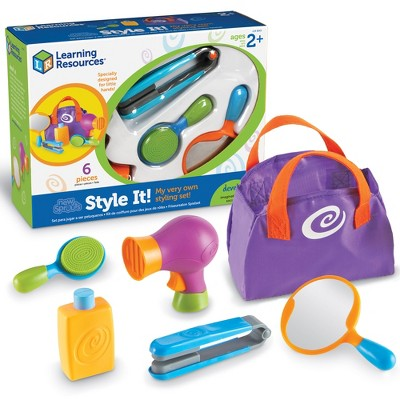 Learning Resources New Sprouts Style It! My Very Own Styling Set