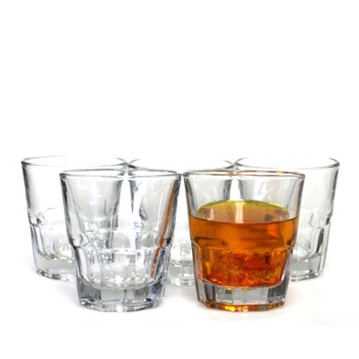 Anchor Hocking New Orleans 9 Ounce Rocks Glass, Set of 36