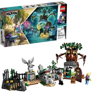LEGO Hidden Side Graveyard Mystery Augmented Reality (AR) Building Kit 70420