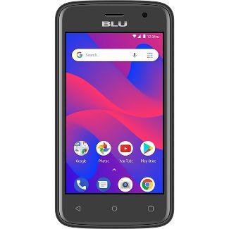 BLU C4 (GSM Unlocked) 8GB - Black