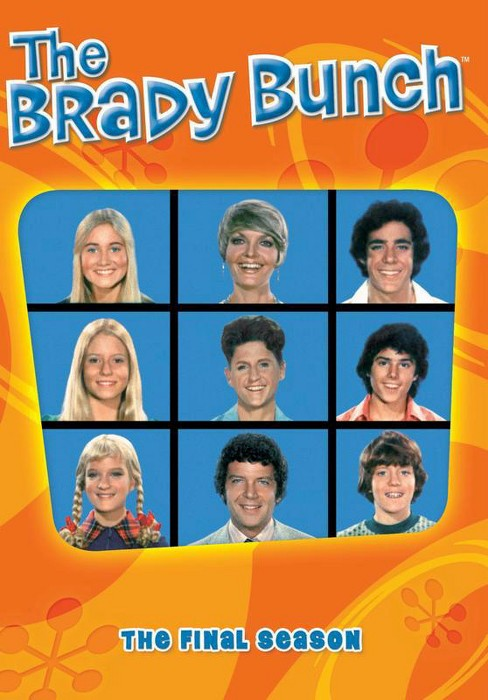 The Brady Bunch: The Complete Final Season [4 Discs] - image 1 of 1
