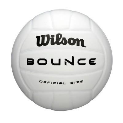 Wilson Bounce Indoor Volleyball