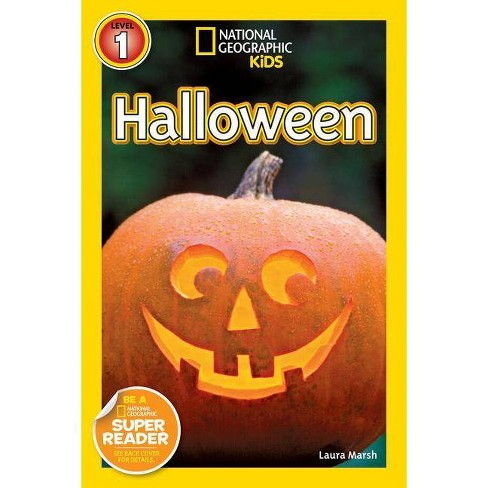 Halloween - (National Geographic Readers: Level 1) by  Laura Marsh (Paperback) - image 1 of 1