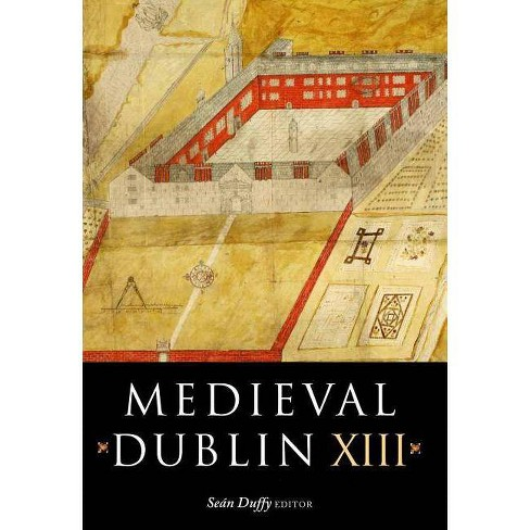 Medieval Dublin XIII - (Paperback) - image 1 of 1