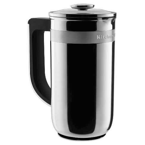 kitchenaid precision press coffee maker kcm0512 - Kitchen Aid Coffee Maker