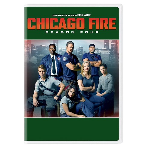 Chicago Fire - Season 4 (DVD) - image 1 of 1